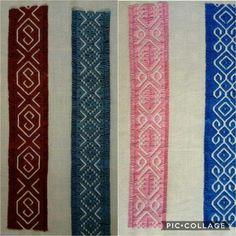Νεα χρώματα!!! #embroidery #prapelia #handmade #Greece #thread Traditional, Embroidery, Rugs, Handmade, Instagram, Home Decor, Farmhouse Rugs, Needlepoint, Hand Made
