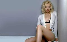 Scarlett Johansson in white lo... is listed (or ranked) 3 on the list The Hottest Scarlett Johansson Bikini Pictures