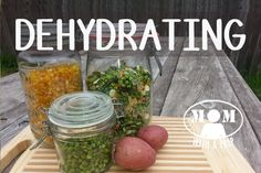 Dehydrating & Preserving Preserving food through dehydration for food storage and more. Dehydrate, dehydrating, dehydration, drying, freeze dried, freeze drying, putting food by. For hiking, camping, food storage, paleo and preparedness. Curated by Momwithaprep.com