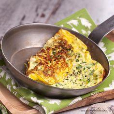 Salbei-Zucchini-Frittata Zucchini Frittata, Quiche, Risotto, Breakfast, Ethnic Recipes, Food, Sage, Easy Meals, Chef Recipes