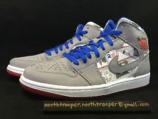 innovative design 1e2e4 dfa73 2006 Nike Air Jordan 1 Retro LS StelthhVarsity Royal-Sprt Red 315794-041  Sz9 DS - Boltr