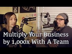 Multiply Your Business by 1,000x With A Team http://seanwes.com/148