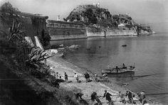 Corfu Town, Greece Pictures, Corfu Island, Corfu Greece, Vintage Pictures, History, Painting, Instagram, Corfu