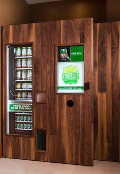 healthy vending machine - Google Search