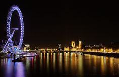 The Eye of London | http://www.LiketheOcean.com