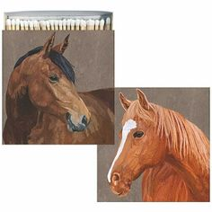 PONIES IN A ROW Horses Cocktail or Tea Napkins paper 25 cm square 20 in pack