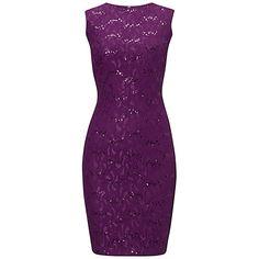 £30 Buy Rise Miranda Dress, Purple Online at johnlewis.com