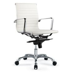 Moe's Home Collection Omega Low-Back Office Chair | AllModern