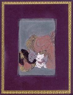 P031A - Art Neko - Picasa Web Albums  Beauty With Cat