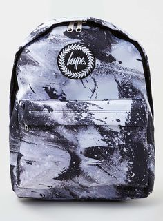 Hype Grey Backpack*