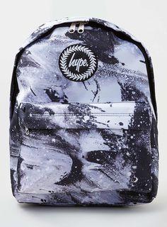 Hype Grey Backpack*