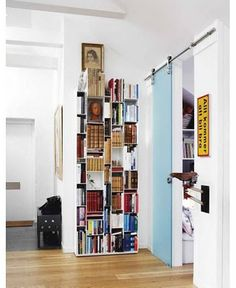 Small space library