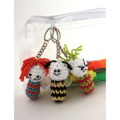 Funny Charms  Yarnspirations | Free Pattern | Crochet