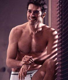 Luca Argentero icona sexy del cinema italiano