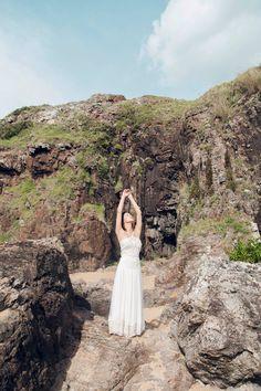 Vestido de novia, AMATISTA. PH: Agustin Gotlib