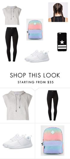 """Untitled #49"" by aussie262 on Polyvore featuring adidas, J Brand, NIKE, Vans and Givenchy"