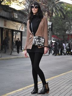 Javiera del Real #vistelacalle #looks #streetstyle #fashion #modaurbana #moda #coolhunting #chile #santiago