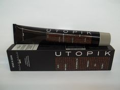 Hipertin Utopik Tinte En Crema Altamente - Permanent Cream Hair Color - 2.03 Fl. Oz. Tubes of Hair Color - Shade Selection: 7/31 - Golden Ash Blonde -- For more information, visit image link.