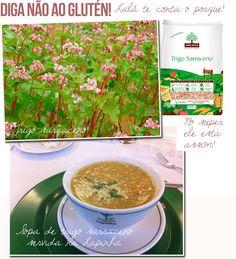 Sopa de trigo sarraceno