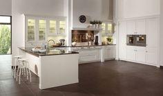 Küche zeyko Palazzo - Landhausstil in seiner elegantesten Form