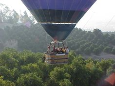 Sip Champagne as you float above Temecula Vineyards & Temecula Wineries. The experience of a lifetime!