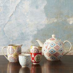 Boho Print Cups | Tableware | rigby & mac