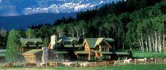 Dude Ranch in Colorado...yes, please!!