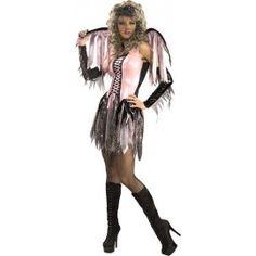 Déguisement ange araignée femme Halloween