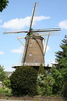 """Mill """"De Nieuwe Molen"""", Veenendaal (NL)"""