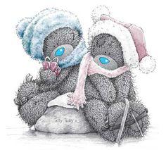Me-to-You.org Gallery - Met meer dan 500 Me to You/Tatty Teddy afbeeldingen en 1000 producten - Winter/winter11