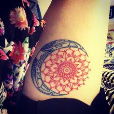 mandala moon - Google Search