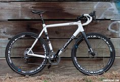 Don Myrah's Ibis Hakkalugi Disc Cyclocross Bike. ©Cyclocross Magazine