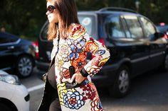 Miroslava Duma in Louis Vuitton