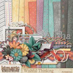 Wishful Thinking Kit. #{sf}petal#3