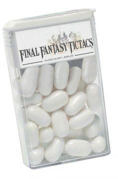 Final Fantasy TicTacs