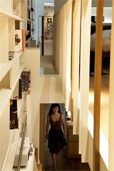 T House in Milan by Takane Ezoe, Modourbano, Milano, 2012