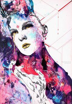 Minjae Lee's Illustrations