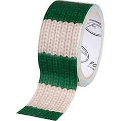 This knitting-inspired duct tape is perfect for all you yarnies out there.
