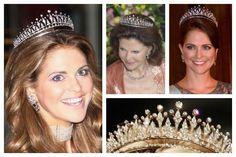 Royal Wedding Dress 2013 - Princess Madeleine of Sweden _ Suite