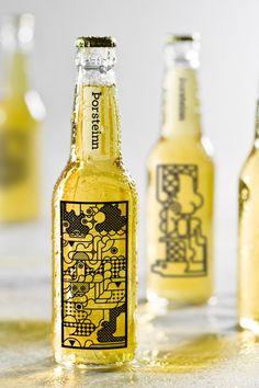 Þorsteinn Beer Bottles