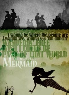 Little Mermaid!