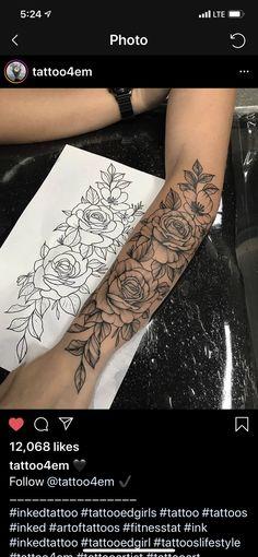 13 Tattoos, Dope Tattoos, Dream Tattoos, Girly Tattoos, Pretty Tattoos, Mini Tattoos, Tattos, Inner Forearm Tattoo, Knee Tattoo