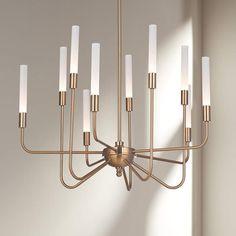 Entry Chandelier, Chandelier Lighting Fixtures, Candle Chandelier, Chandelier Ceiling Lights, Modern Chandelier, Candelabra, Modern Lighting, House Lighting, Dining Table Lighting