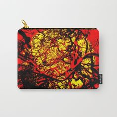 Madness #society6 #photography #fallstyle #accessories #shopping #fallfashion #twisted #halloweenstyle Organize your life with one of our Carry-All Pouches. Available in three sizes with wrap-around artwork, these pouches are perfect for carrying toiletries, art supplies and makeup-or fit an iPad in the large one. Comes with the ever-awesome YKK zipper, a strong canvas-like exterior, a 50/50 poly-cotton black interior lining and is machine washable. Carry on, carry on.