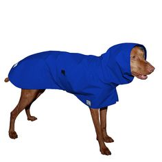 If your dog is not a Vizsla, or is a mixed breed, contact us about making custom coat for your dog.  Please provide the following information in the Notes to Seller section at checkout: Your order will NOT be processed until we receive these measurements. Failure to include your dog's measurements WILL result in delays or possible cancellation of your order.  -Dogs Weight (in pounds) -Dogs Chest (in inches) -Dogs Length (in inches) -Dogs Neck (in inches) -Dogs Gender *When providing…