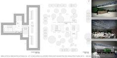 """Galeria de Resultado do """"VI Concurso Alacero 2013"""" de projeto em aço para estudantes de arquitetura - 29"""