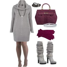 Plum & Gray - Plus Size Fashion