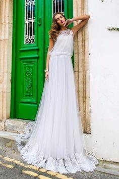 BelezaLusso ATHALEA menyasszonyi ruha. fazon próba után a Te méretedre  készítjük. 1cd9755dc9