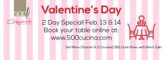 February 13, Live Music, Valentines Day, Restaurant, Events, Facebook, Valentine's Day Diy, Velentine Day, Valantine Day