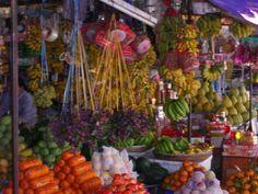 Rach Gia - Market, Vietnam